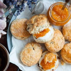 Scones aneb proč mít naši marmeládu ve spíži