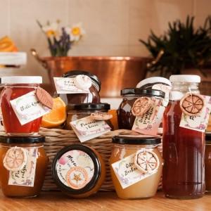 Marmeládové předplatné 24 skleniček